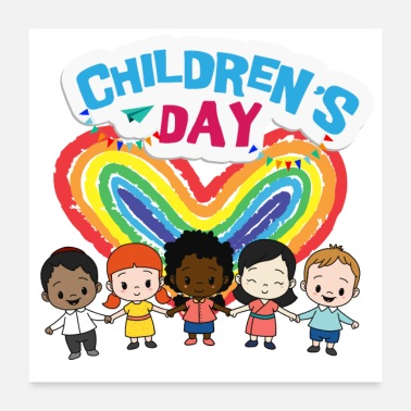 Children Children's Day - Poster