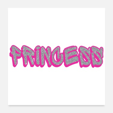 Sparkle Princess Pink Sparkle Gifts - Poster