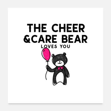 Cheer Up Care Bear - Poster