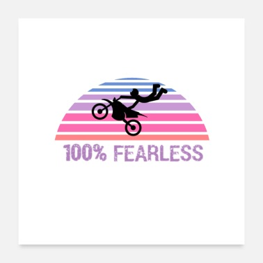 Fearless 100% Fearless - Poster