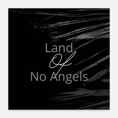 Landing land of no angels - Poster