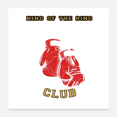 Box Boxing club - Poster