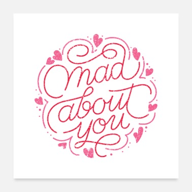 Mad Mad about you - Poster