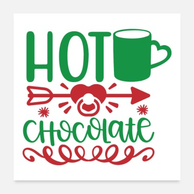 Hotline Hot Chocolate - Poster