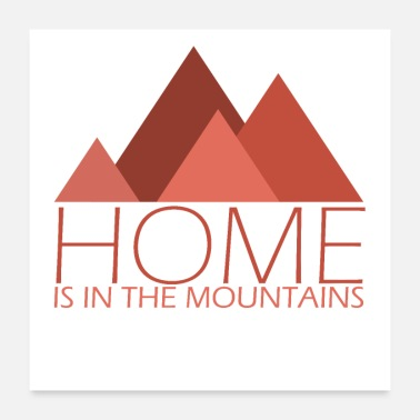 A Better Way Home is in the mountains - Poster