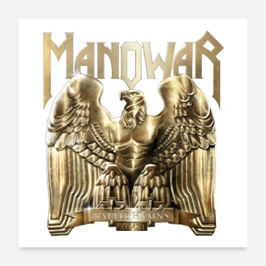 THE FINAL BATTLE TOUR 2019 MANOWAR - Poster