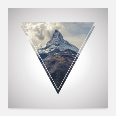 Alps Mountain Lover Matterhorn - Poster