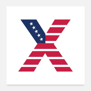 Usa US of X - Poster