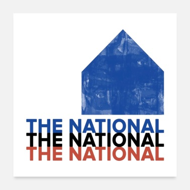 National Symbol the national band - Poster