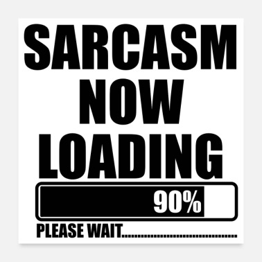 Sarcasm SARCASM NOW LOADING 2 - Poster