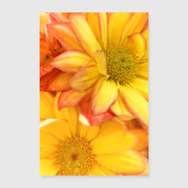 Bright Bloom - Poster 8x12