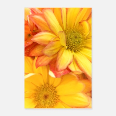 Bright Bright Bloom - Poster 8 x 12