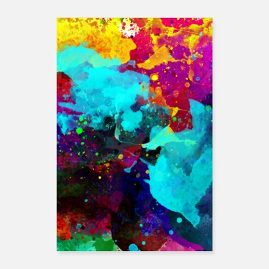 Color Colorful 1 - Poster 8x12