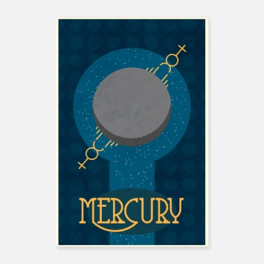 Freedis Selection mercury poster - Poster 8 x 12