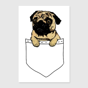 Dog - Poster 8x12