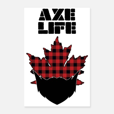 Axe Axe Life MAPLE - Poster