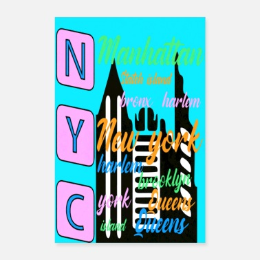 Nyc NYC - Poster