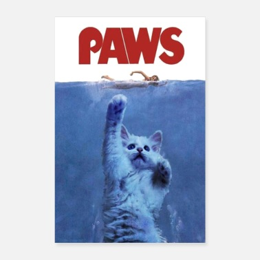 Funny Paws - Poster