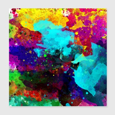 Colorful 2 - Poster 8x8