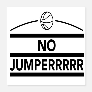 Roped No Jumperrr - Poster