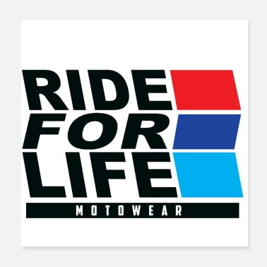 Supermoto Ride For Life 1 - Poster