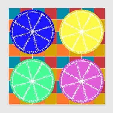 Shop Lemon Wall Art online | Spreadshirt