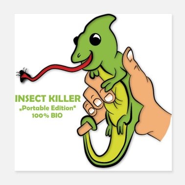 Insect Insect Killer - Poster
