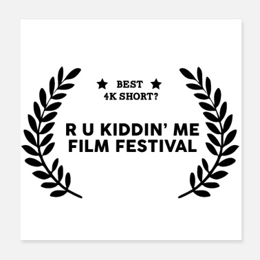 Congratulations Film Festival Winner : Best 4K Short - Poster