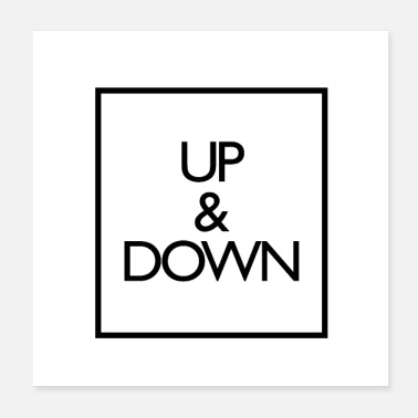 Up Up and Down - Poster