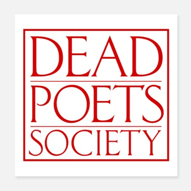 Movie Dead Poets Society - Poster