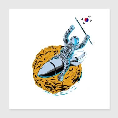 Shop Korea Wall Art online   Spreadshirt