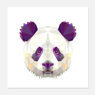 Graphic Art Art panda - Poster