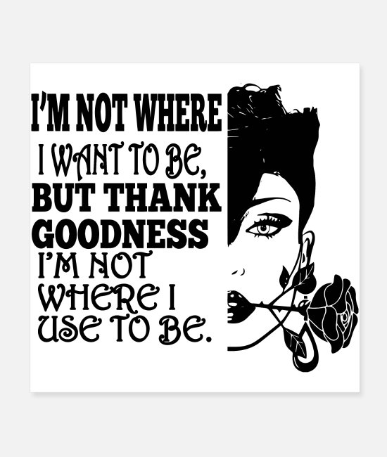 Latina Posters - Woman Life Quotes Diva Queen Classy lady Make Up - Posters white