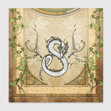 Shop Chinese Dragon Wall Art online | Spreadshirt