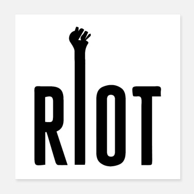 Tower Riot tower - Poster