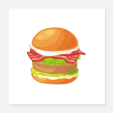 Hamburger Hamburger - Poster