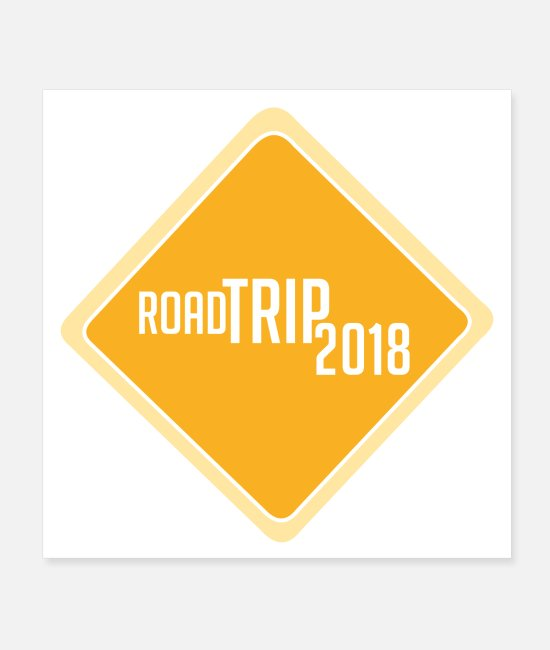 Tent Posters - road trip 2018 t shirt family vacation t shirts - Posters white