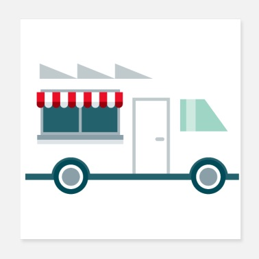 Food Food Truck - Poster