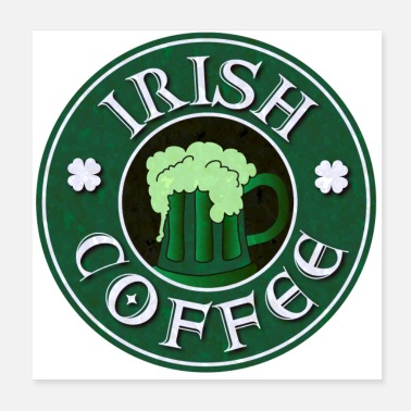 Parody Irish Coffee Parody - Poster