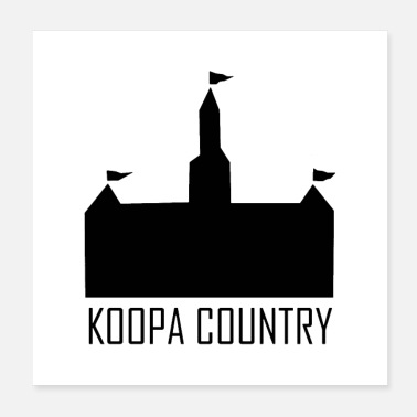 Koopa Country - Poster