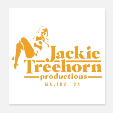 Jackie Treehorn Productions - Poster