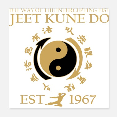 Tae Kwon Do Jeet Kune Do - Poster