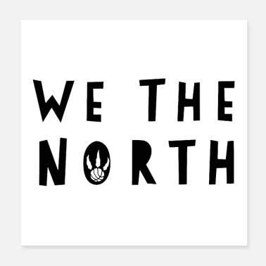 North Sea We The North - Poster