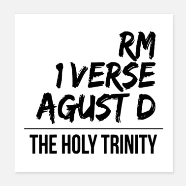 Rap the holy trinity rap lines - Poster