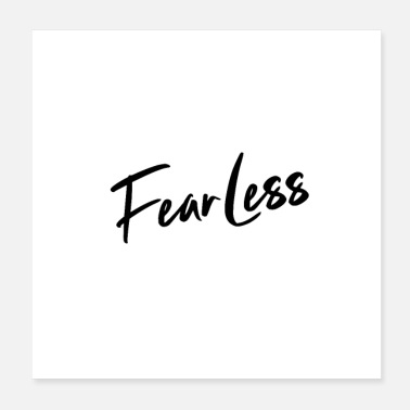 Fearless FearLess - Poster