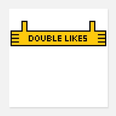 Double Double Likes - Poster