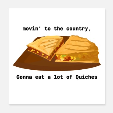 Move Gonna move into the country - Poster