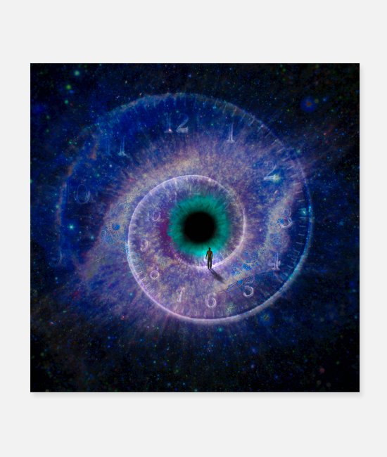 Stand Posters - The Eye of Eternity - Posters white