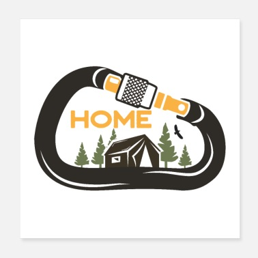 Homepage Camp Home - Poster
