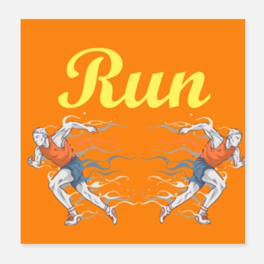 Running DI Collection -RUN - Poster
